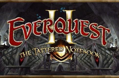 The Tattered Notebook:  What to do with your new level 85 in EverQuest II