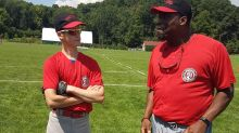 Indigenous Games: Ontario baseball team's secret weapon is a former major leaguer