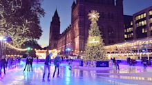 Where to go ice skating in the UK this Christmas