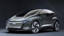 Audi AI:ME concept begins to flesh out future autonomous EV landscape