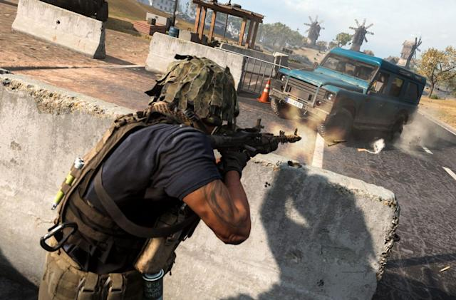 'Call of Duty: Warzone' adds a solo mode