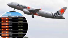 Jetstar cancels 48 flights as workers prepare to strike