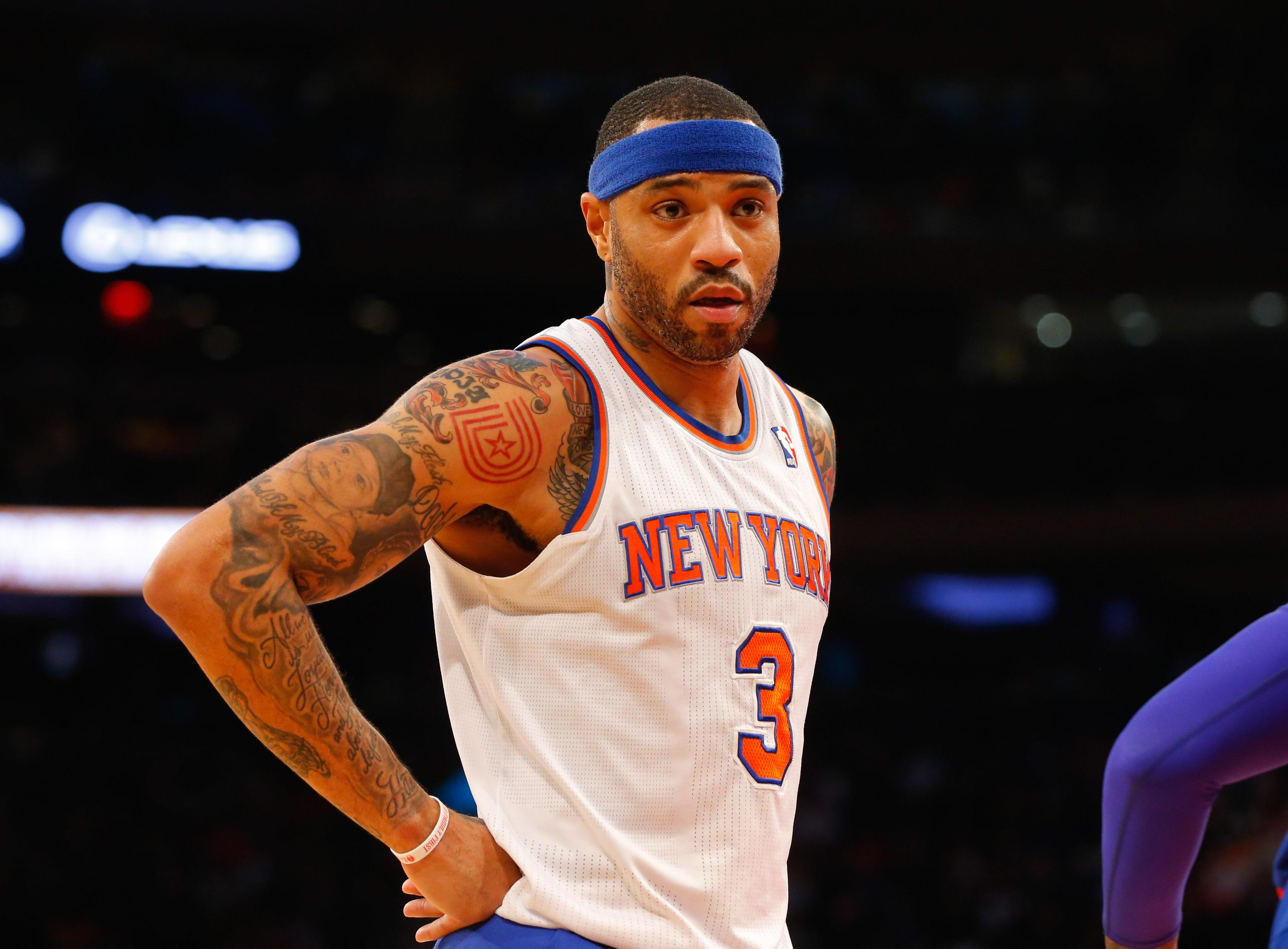 Kenyon Martin s back signing a 10 day deal with old pal Jason