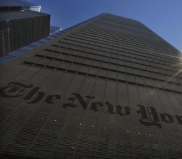 Russians suspected in hack of New York Times, other U.S. media: CNN