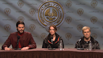 Hunger Games Press Conference