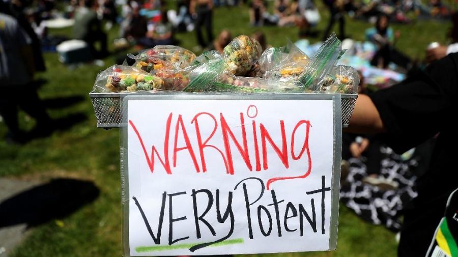 Study underlines dangers of edible marijuana