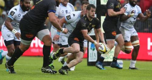 Rugby - Top 14 - Assuré d'une place en demi-finale, La Rochelle s'est fait très peur face à Montpellier