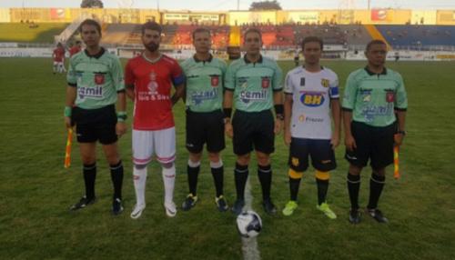 Com Bruno, Boa Esporte amarga derrota em casa para Betinense