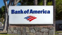 Bank of America Enters Oversold Territory