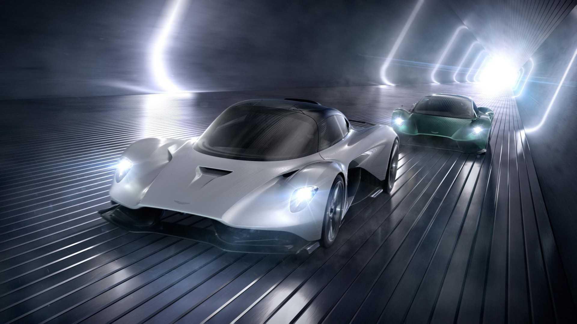 Top Gear Previews Aston Martin S Mid Engine Future