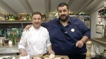 El chef de 'Robin Food' pierde 130 kilos tras tres operaciones de estómago