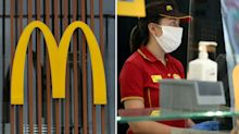 'Deeply concerning' scenes see McDonald's staff 'scared to go to work'