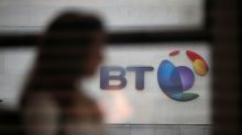 BT boss signs off with strong quarter