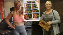 Aussie mum drops 35kg with $1.50 meal-prepped dishes