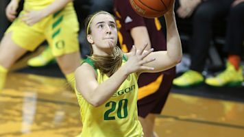 Ionescu powers No. 5 Oregon to victory