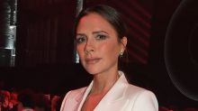 Victoria Beckham Shows Off Her Spice Girls Moves With Son Romeo