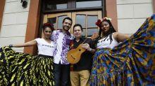 Afrodisíaco pone las raíces folclóricas de Panamá en el mapa