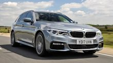 BMW 5-series Touring review: can this truly great estate take top honours?