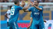 Foot - ITA - Italie:Leonardo Bonucci et Giorgio Chiellini pourront rejoindre la sélection après des tests
