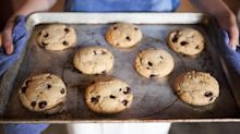 Cookie of the Day: Salted Chocolate Chip Cookies You'd Never Guess Were Vegan