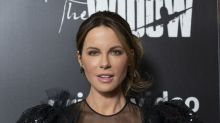 Yahoo readers sound off after Kate Beckinsale is criticized for swimsuit photos