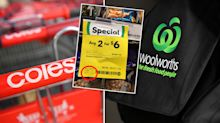 Shoppers reveal secret Coles and Woolworths discount code