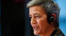 EU's Vestager to hold news conference 09:30 GMT, spotlight likely on Broadcom