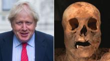 Boris Johnson is direct descendant of mummified woman born in the 18th century