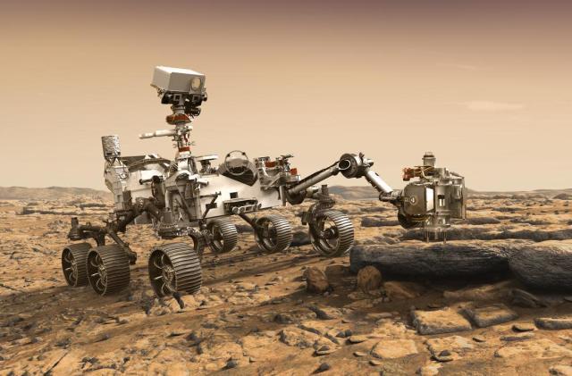 NASA and ESA want to bring Mars soil samples back to Earth