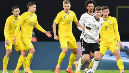 Foot - Ligue des nations - L'Ukraine fait appel devant le TAS après la victoire de la Suisse sur tapis vert en Ligue des nations