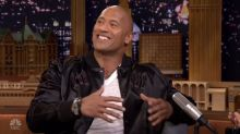 Dwayne Johnson Happy That His 2020 Presidential Candidacy Poll Numbers Are Higher Than Trump's