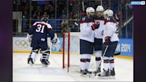 Phil Kessel Scores 3 To Help US Rout Slovenia 5-1