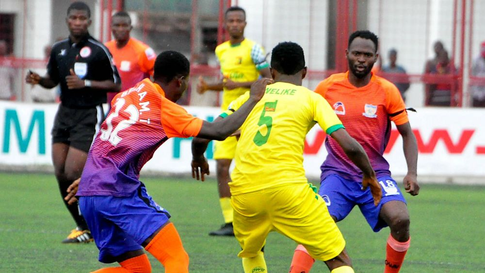 I had a good game in the first stanza, says Remo Stars' Edozie