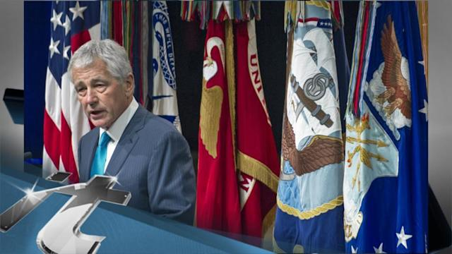 WASHINGTON Breaking News: Pentagon Chief Says Draconian Steps would Be Needed to Meet Cuts