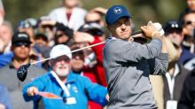 Spieth in control at Pebble Beach with six-shot lead