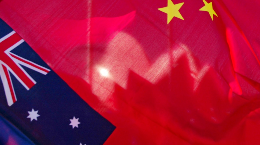Australians' trust in China plummets to lowest level in 14 years, survey shows