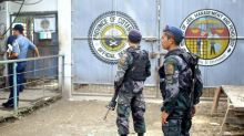 Thirteen escape in latest Philippine jailbreak