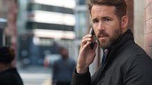 Ryan Reynolds irá estrelar filme de ação com lançamento exclusivo na Netflix