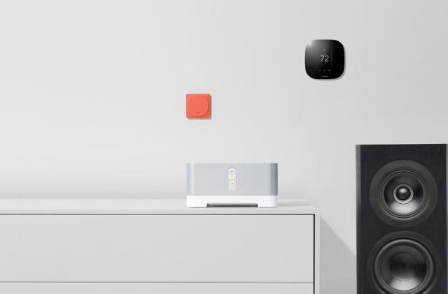 Logitech's Pop buttons can control Apple HomeKit devices
