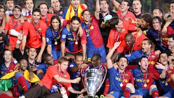 Barca is Best: 2008-09 team voted No. 1 all-time