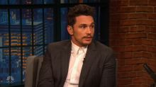 James Franco reveals why he won't share his side of sexual misconduct story