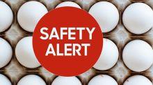 ALERT: 200 Million Eggs Recalled