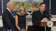 Biden inauguration priest resigns California university post