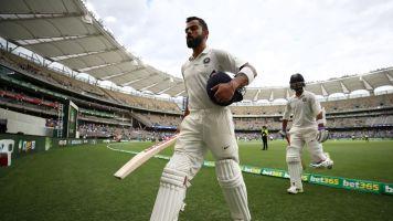 Kohli, Rahane lead India fightback after early wickets