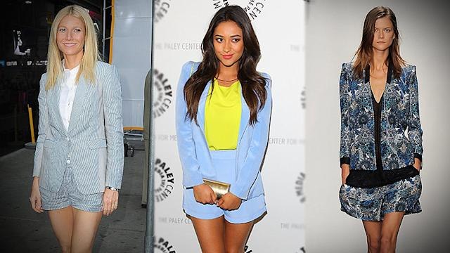 Wear Shorts Suits: Yes, You Can!