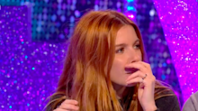 "Strictly Come Dancing's Stacey Dooley responds to ""rivalry"" claims"
