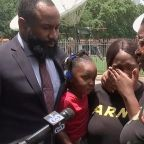 Friends and family of George Floyd speak out about arrest of fired police officer