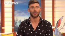 Jake Quickenden reveals Dancing on Ice secrets on GMB