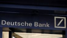 Deutsche Bank is first to settle bond-rigging lawsuit, amid federal probe