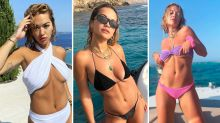 Rita Ora's most daring bikini looks
